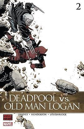 Deadpool vs. Old Man Logan (2017-2018) #2 (of 5)