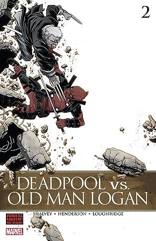 Deadpool vs. Old Man Logan (2017-) #2 (of 5)