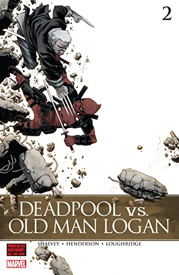 Deadpool vs. Old Man Logan (2017-2018) #2 (of 5)