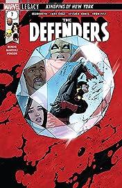 Defenders (2017-2018) #7
