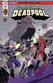 Despicable Deadpool (2017-2018) #289