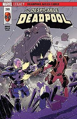 Despicable Deadpool (2017-) #289