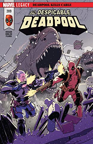 Despicable Deadpool (2017-2018) #289
