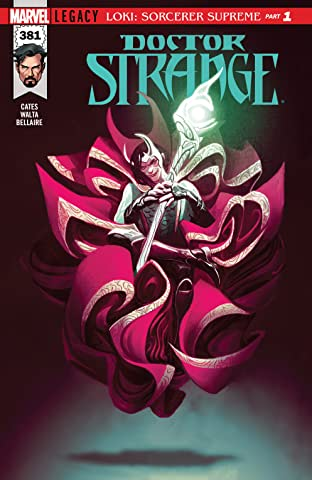 Doctor Strange (2015-) #381