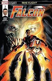 Falcon (2017-2018) #2
