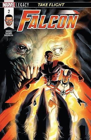 Falcon (2017-) #2
