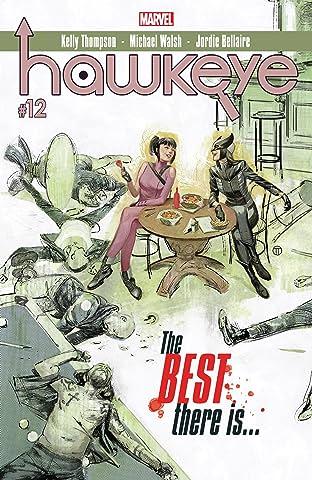 Hawkeye (2016-) #12
