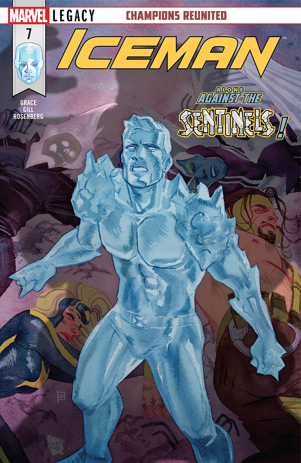 Iceman (2017-2018) #7