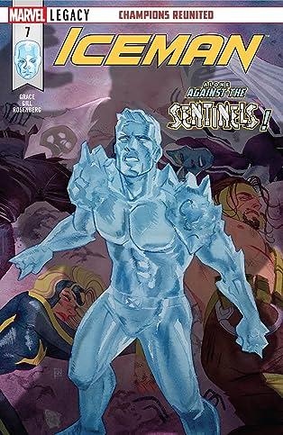 Iceman (2017-) #7