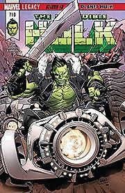 Incredible Hulk (2017-2018) #710