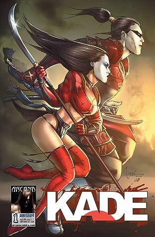 Kade: Rising Sun #1 (of 4)