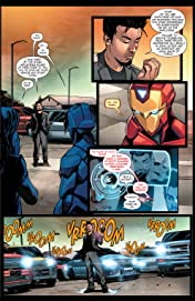Invincible Iron Man (2016-2018) #594
