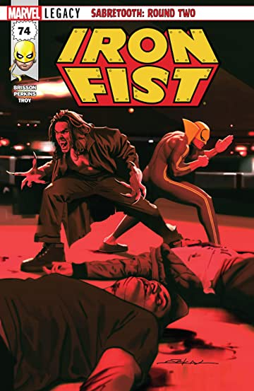 Iron Fist (2017-) No.74