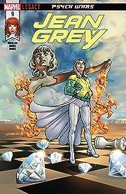 Jean Grey (2017-2018) No.9