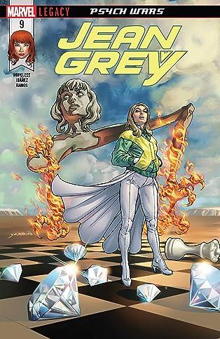 Jean Grey (2017-2018) #9