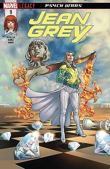 Jean Grey (2017-) #9