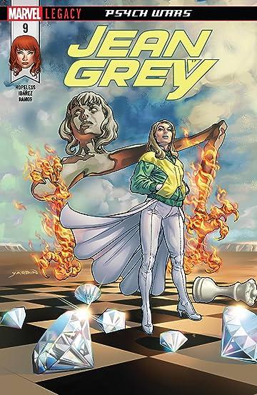 Jean Grey (2017-) No.9