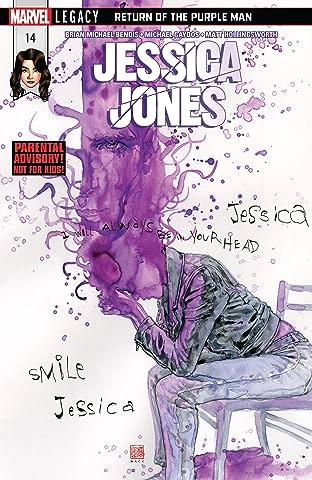 Jessica Jones (2016-) #14