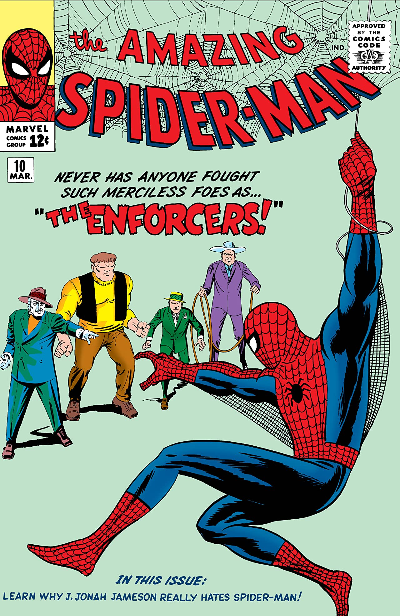 Amazing Spider-Man #010