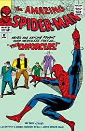 Amazing Spider-Man (1963-1998) #10