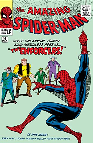 Amazing Spider-Man (1963-1998) No.10