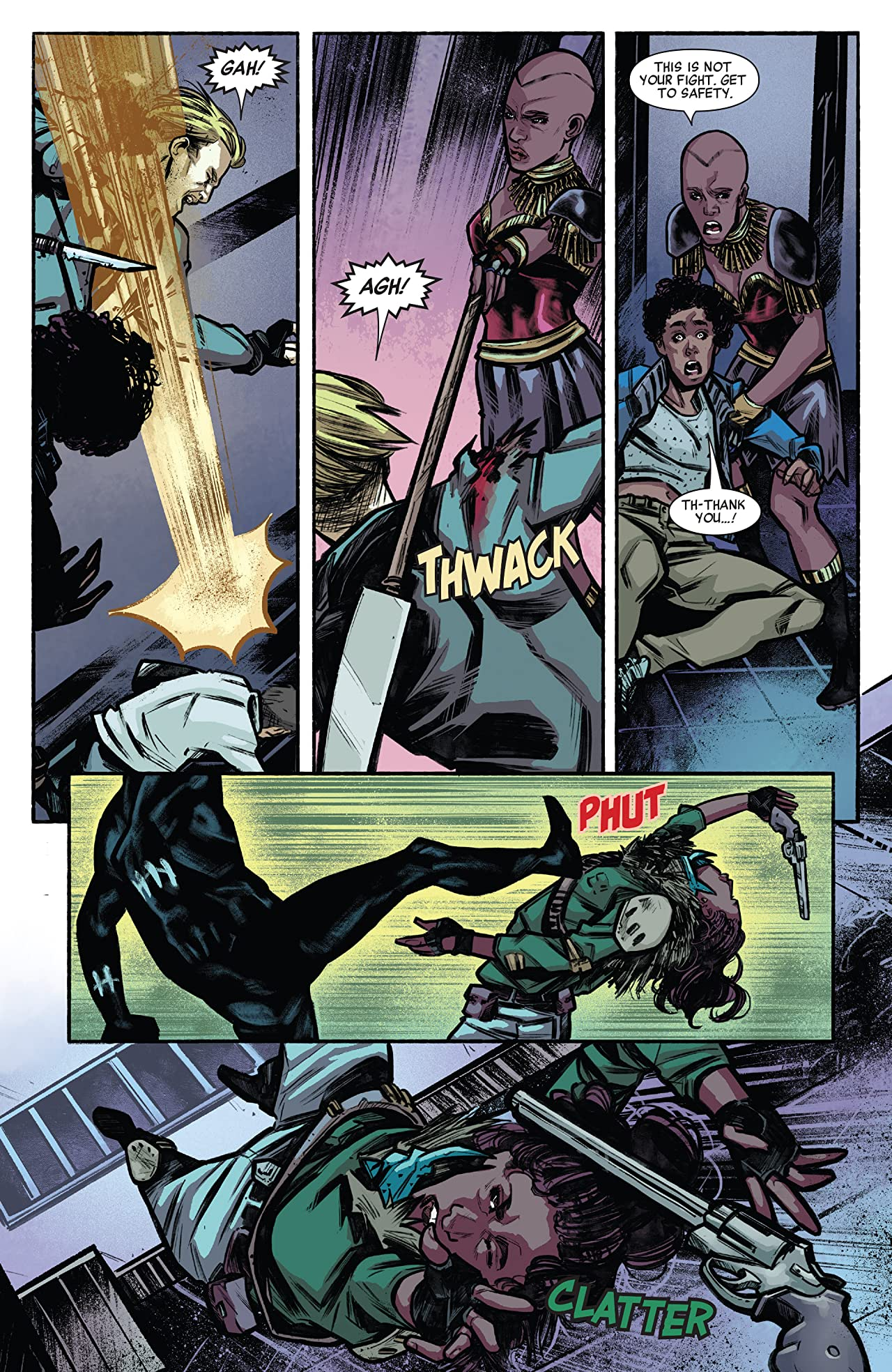 Marvel's Black Panther Prelude (2017) #2 (of 2)