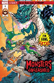 Monsters Unleashed (2017-2018) #8