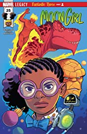 Moon Girl and Devil Dinosaur (2015-) #25