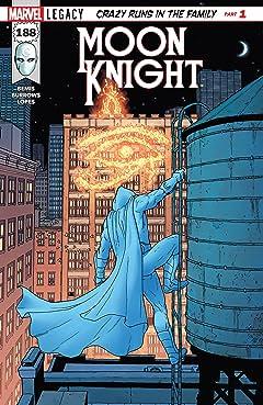 Moon Knight (2017-2018) #188