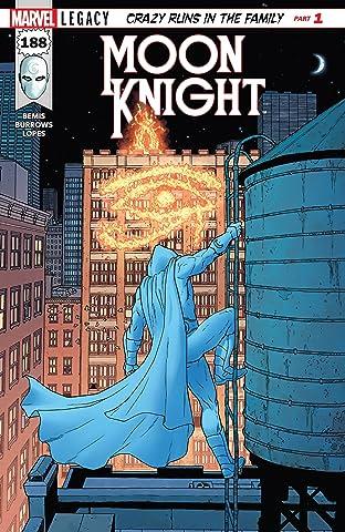Moon Knight (2017-) No.188