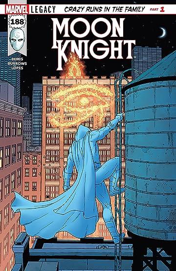 Moon Knight (2017-) #188