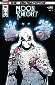 Moon Knight (2017-2018) #189