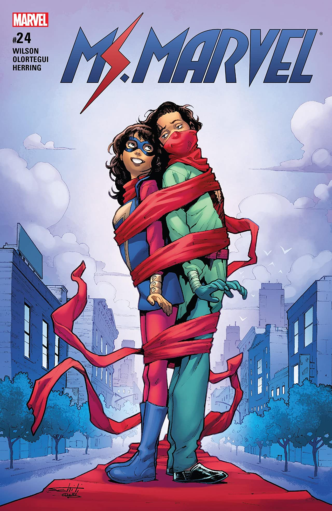 Ms. Marvel (2015-) #24
