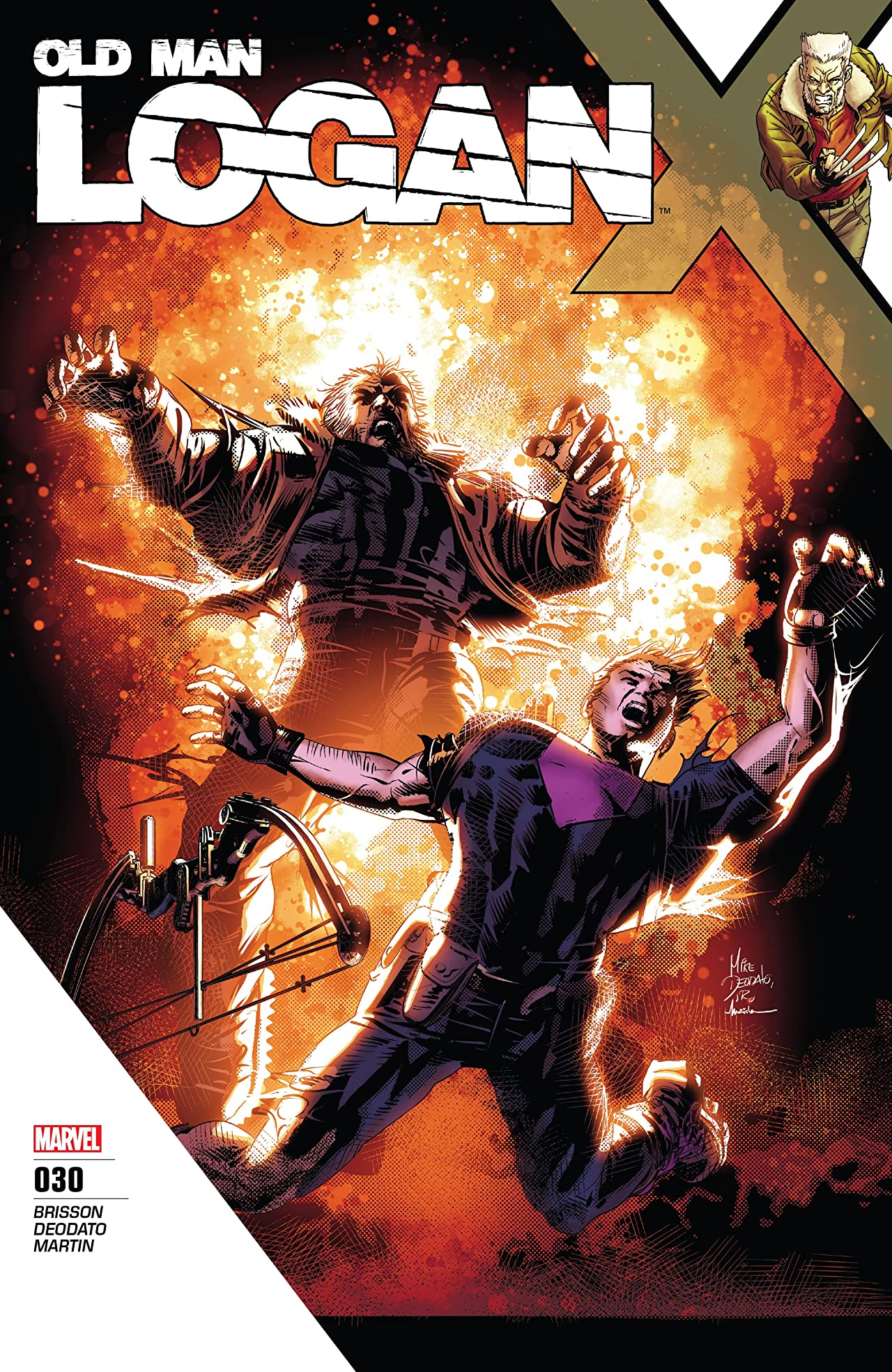 Old Man Logan (2016-) #30