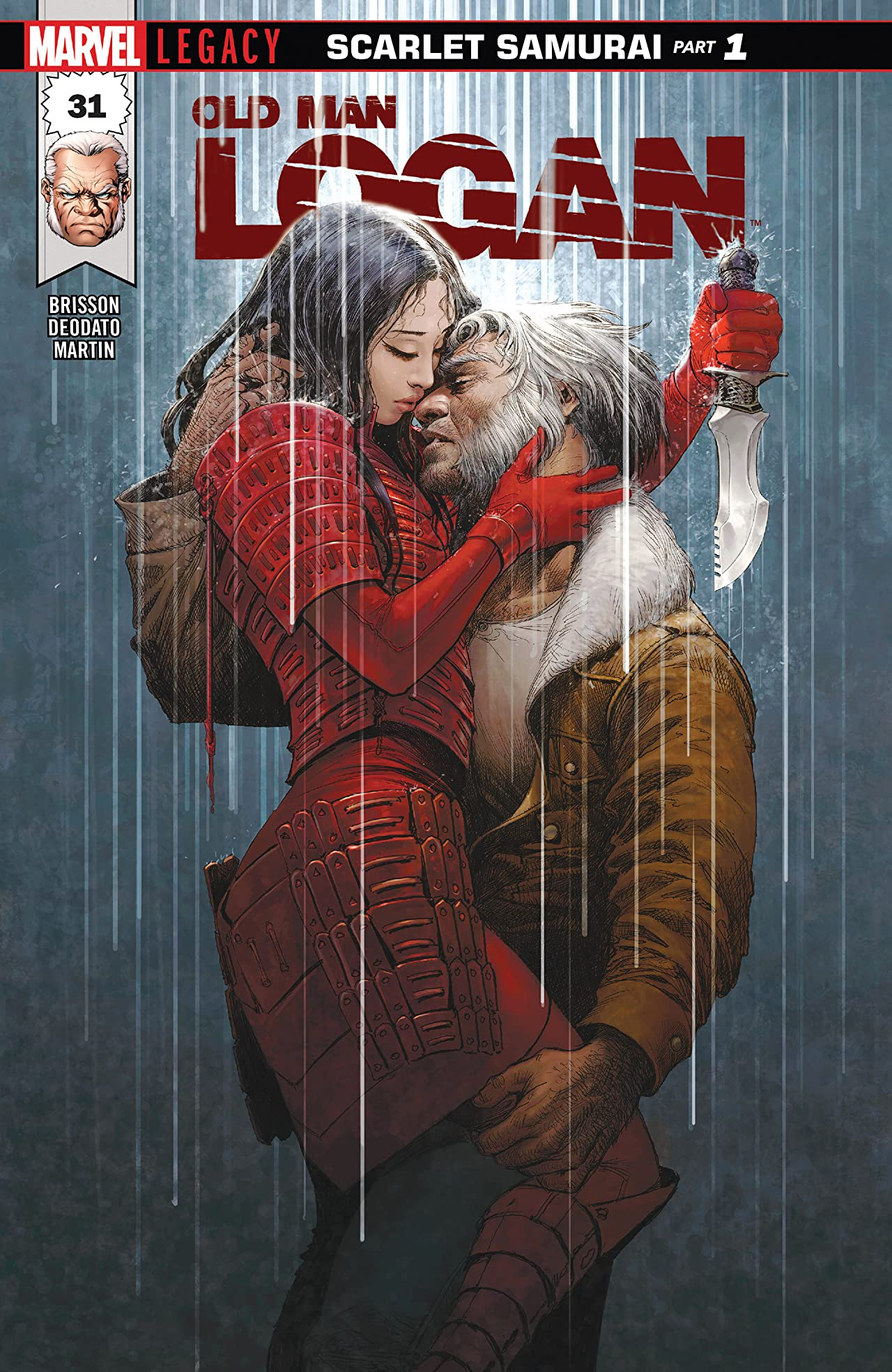 Old Man Logan (2016-) No.31
