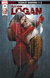 Old Man Logan (2016-) #31