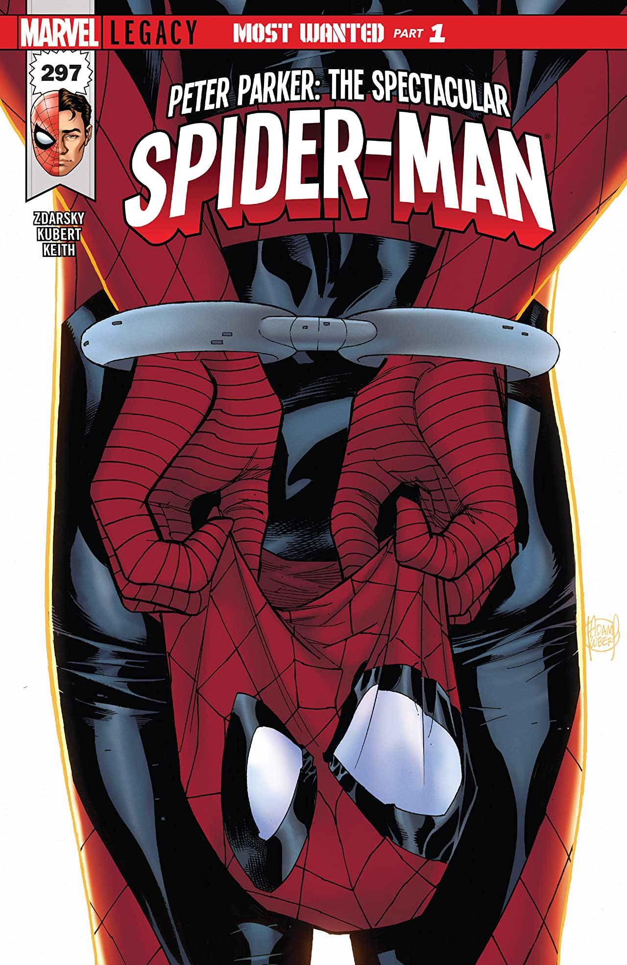 Peter Parker: The Spectacular Spider-Man (2017-2018) #297