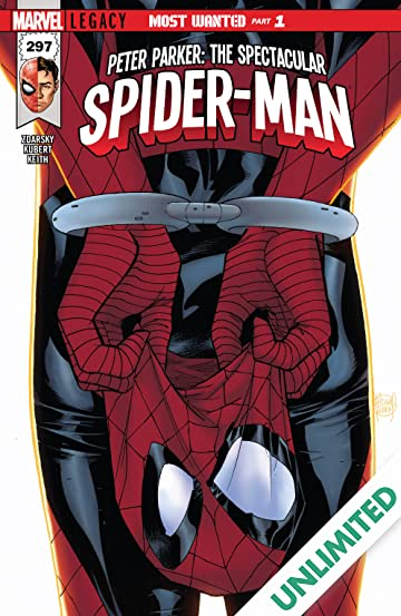 Peter Parker: The Spectacular Spider-Man (2017-) #297