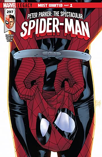 Peter Parker: The Spectacular Spider-Man (2017-) No.297