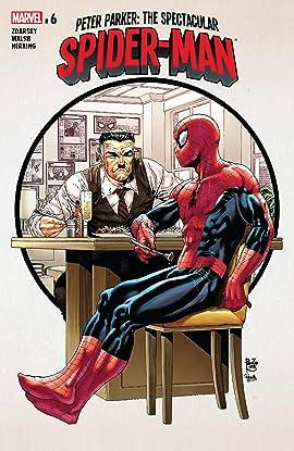 Peter Parker: The Spectacular Spider-Man (2017-2018) #6