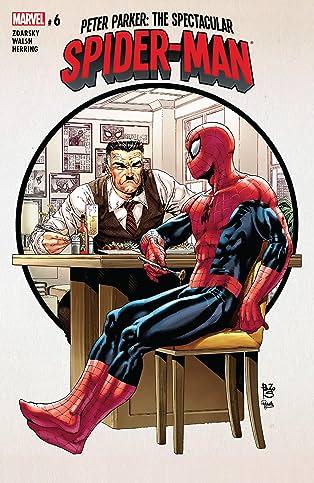 Peter Parker: The Spectacular Spider-Man (2017-) #6