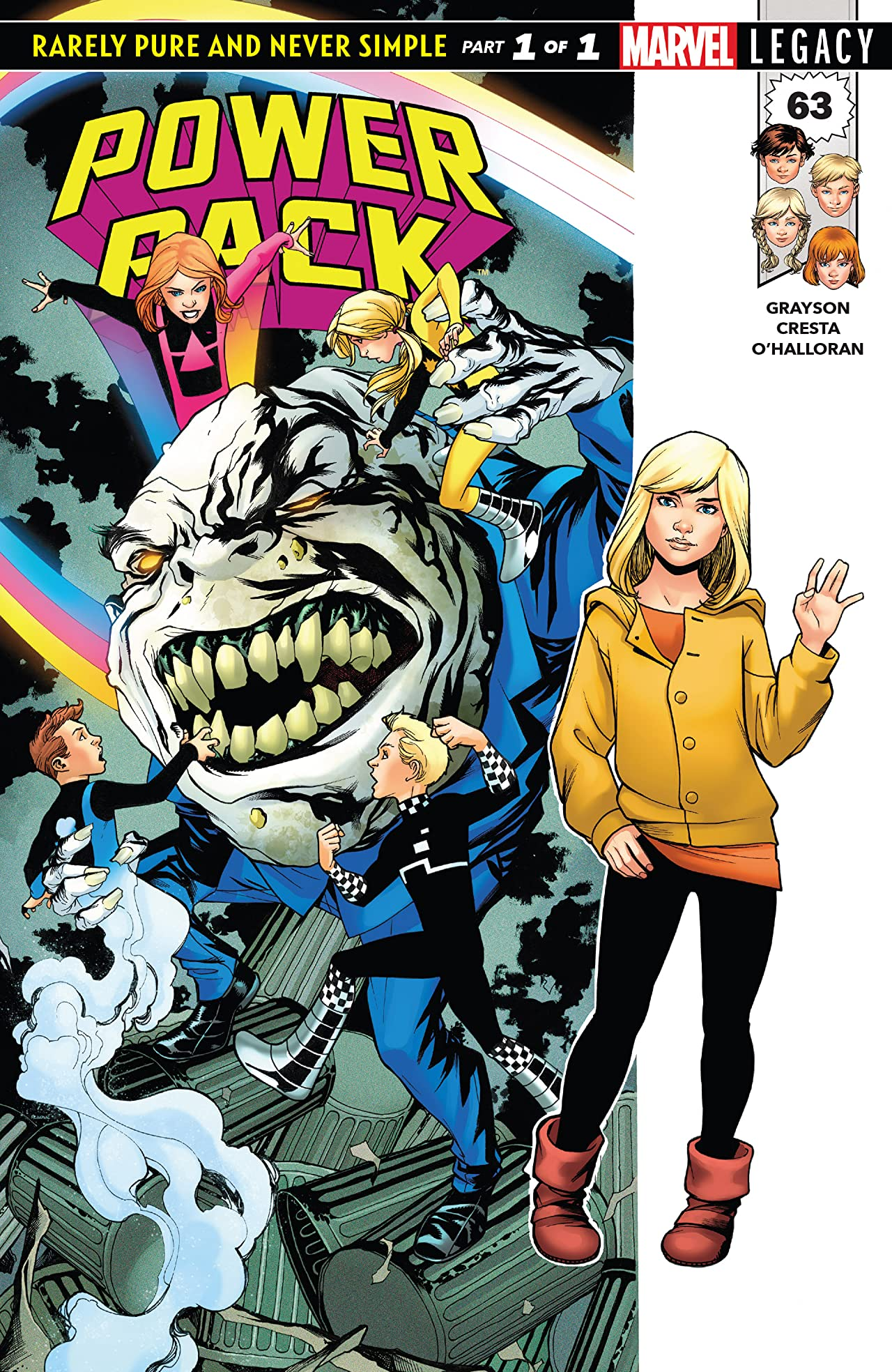 Power Pack (2017) #63