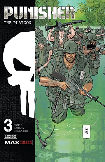 Punisher: The Platoon (2017-2018) No.3 (sur 6)