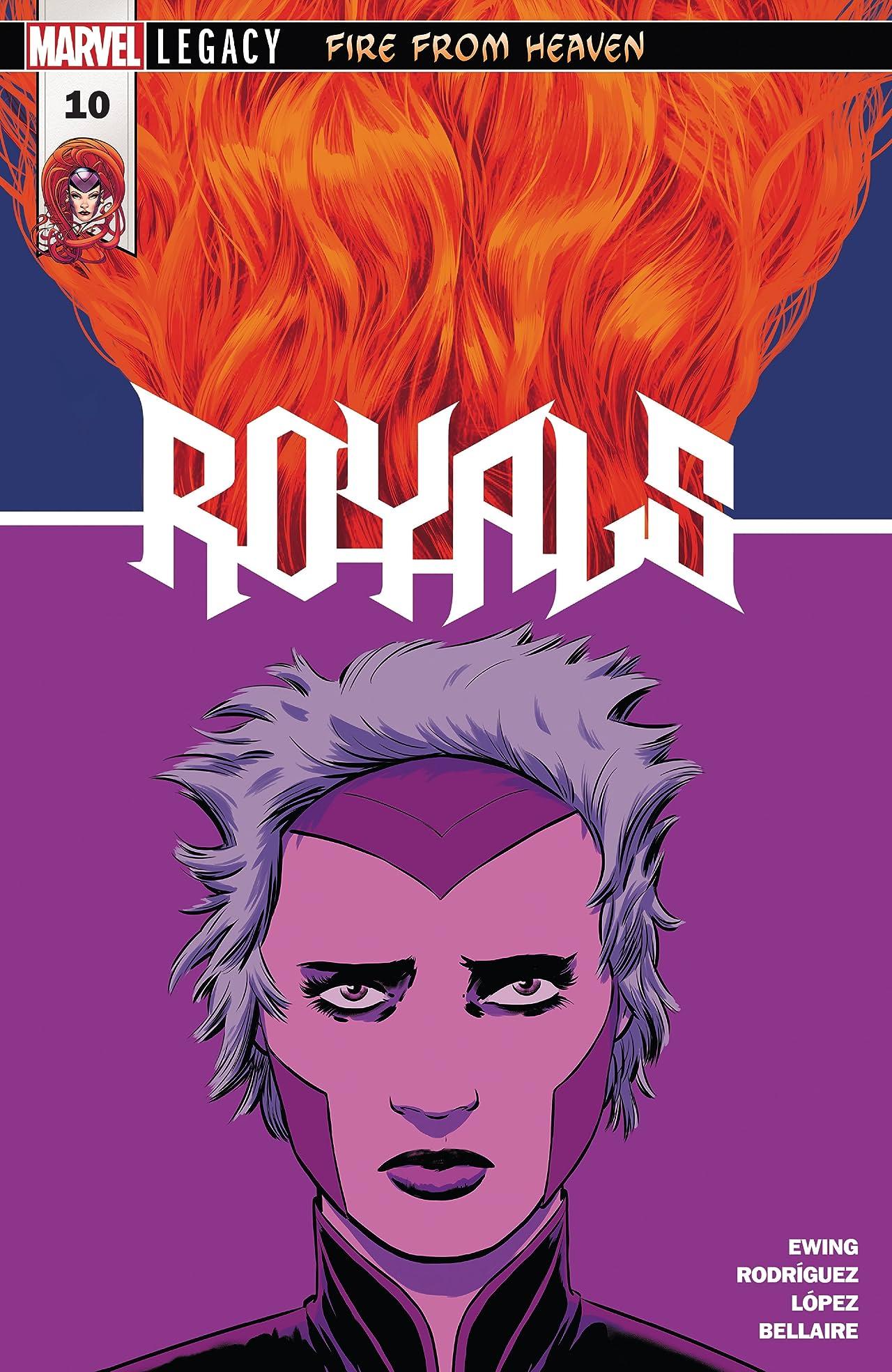 Royals (2017) #10