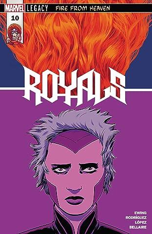 Royals (2017-) #10
