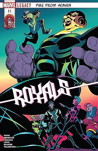 Royals (2017) #11