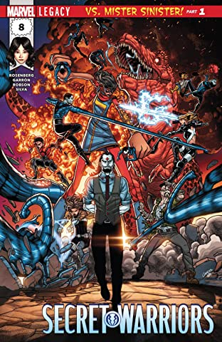 Secret Warriors (2017-) #8