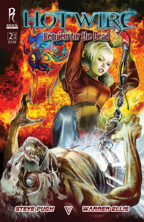 Hotwire: Requiem for the Dead #2 (of 4)