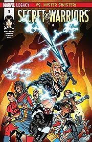 Secret Warriors (2017-2018) #9
