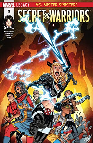 Secret Warriors (2017-2018) #9